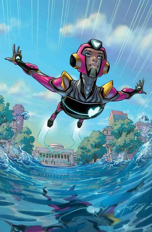 Marvel comics ironheart 20180830