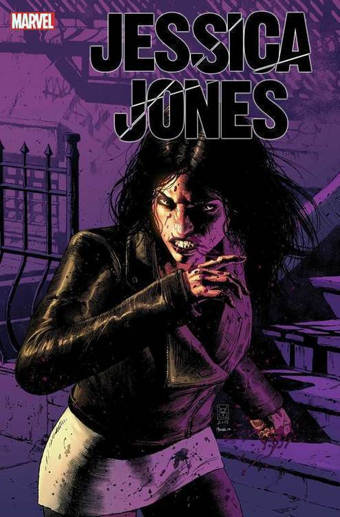 Marvel comics jessica jones blind spot 20191031
