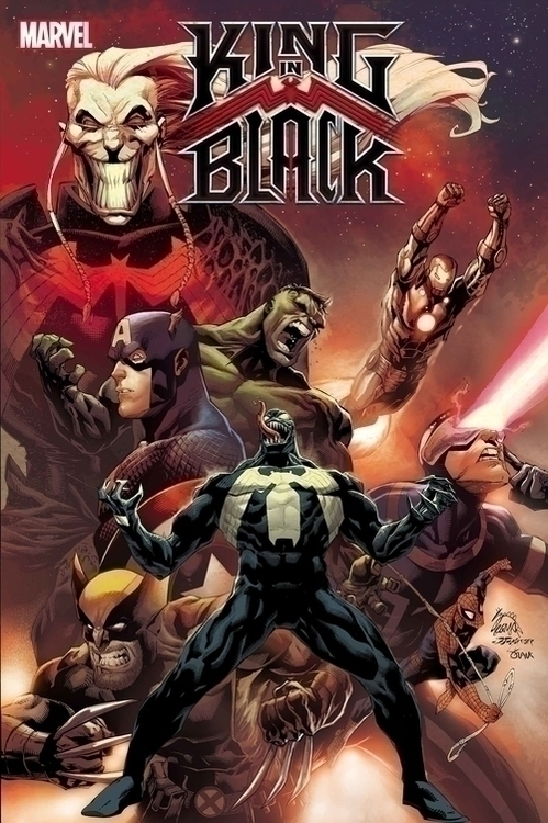 Marvel comics king in black 1 of 5 20200924