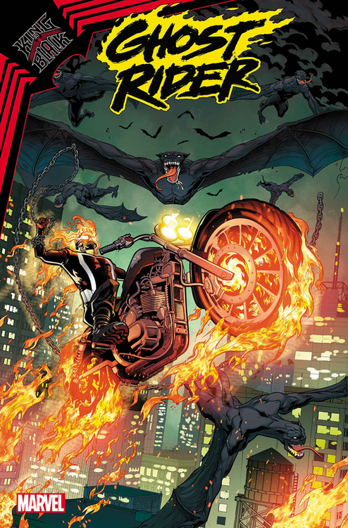 King In Black Ghost Rider #1
