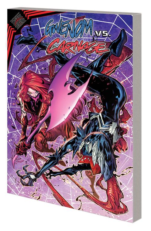King In Black Gwenom vs Carnage TPB