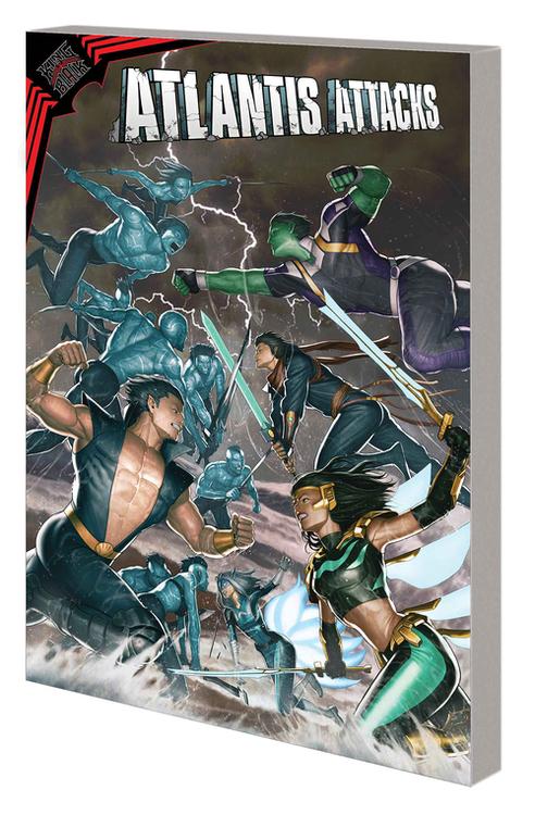Marvel comics king in black namor tpb 20210325