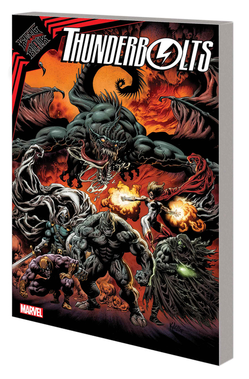 King In Black Thunderbolts TPB
