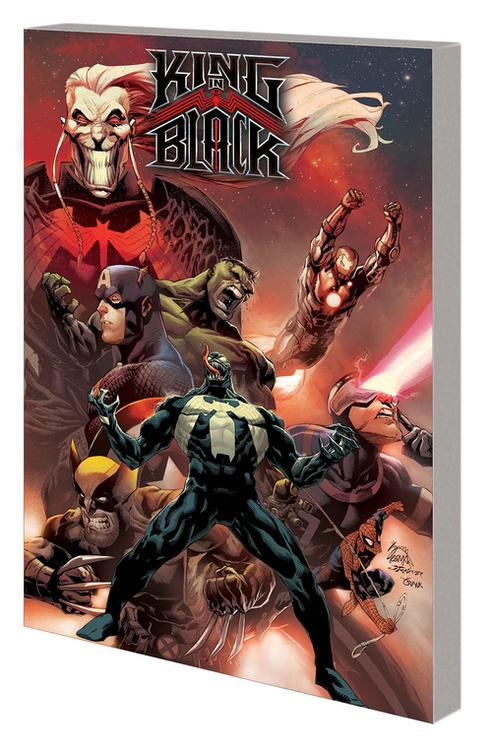 Marvel comics king in black tpb 20210325