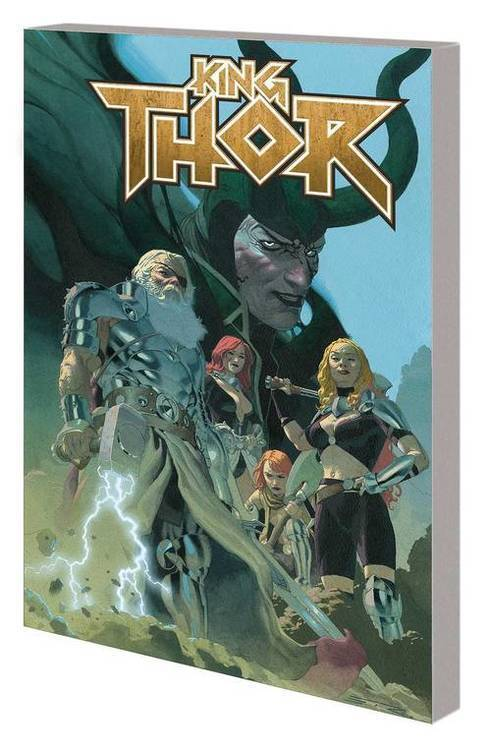 Marvel comics king thor tpb 20191127