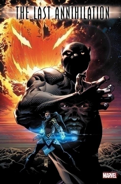 Marvel comics last annihilation wakanda 1 20210630