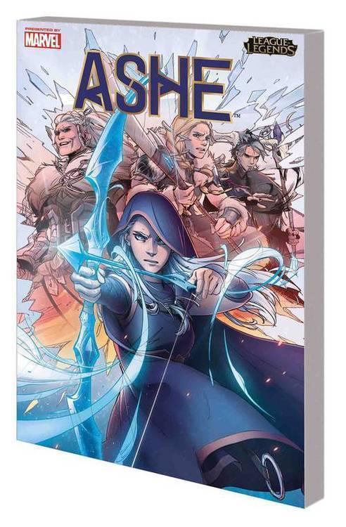 Marvel comics league of legends ashe tpb warmother 20190129