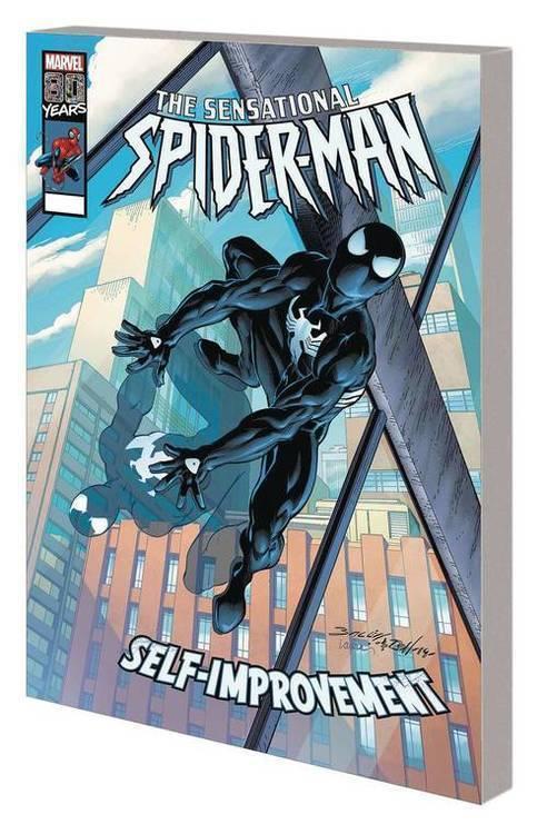 Legends Of Marvel TPB Spider-Man