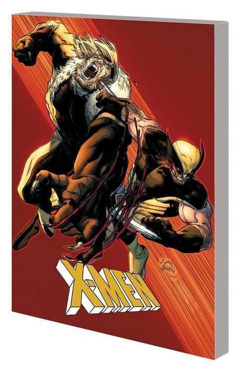 Marvel comics legends of marvel tpb x men 20191127