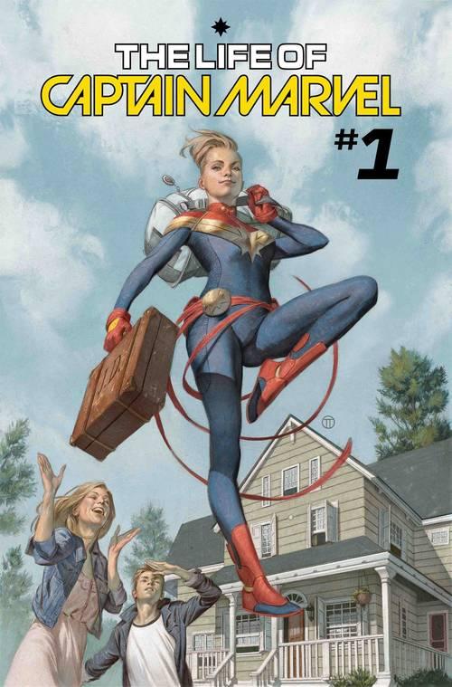 Marvel comics life of captain marvel 20180430