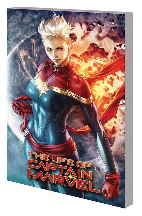 Marvel comics life of captain marvel tpb 20180928