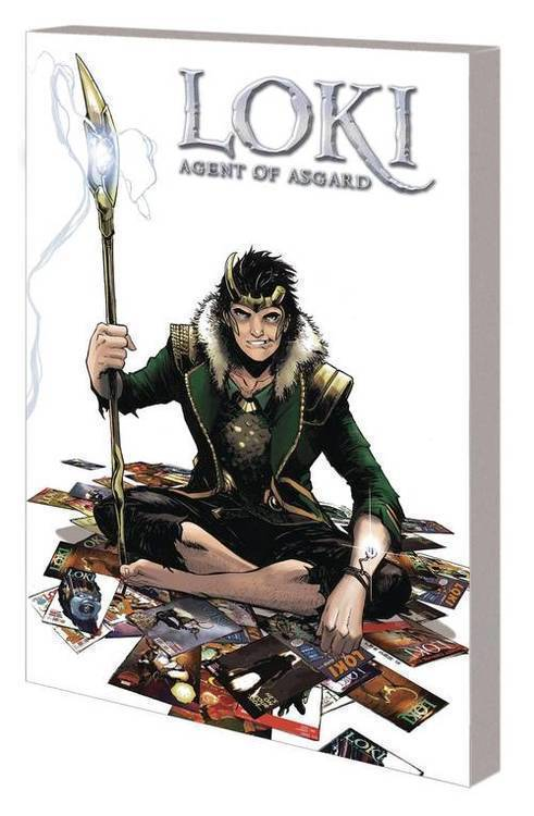 Loki Agent Of Asgard Complete Collection TPB