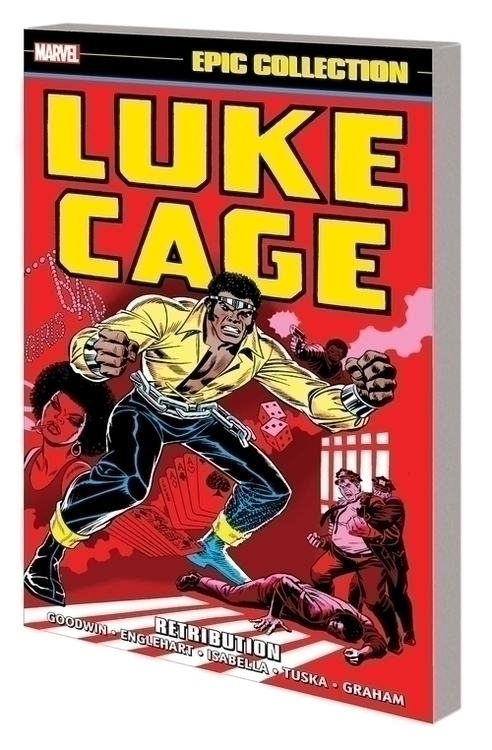 Luke Cage Epic Collection TPB Retribution