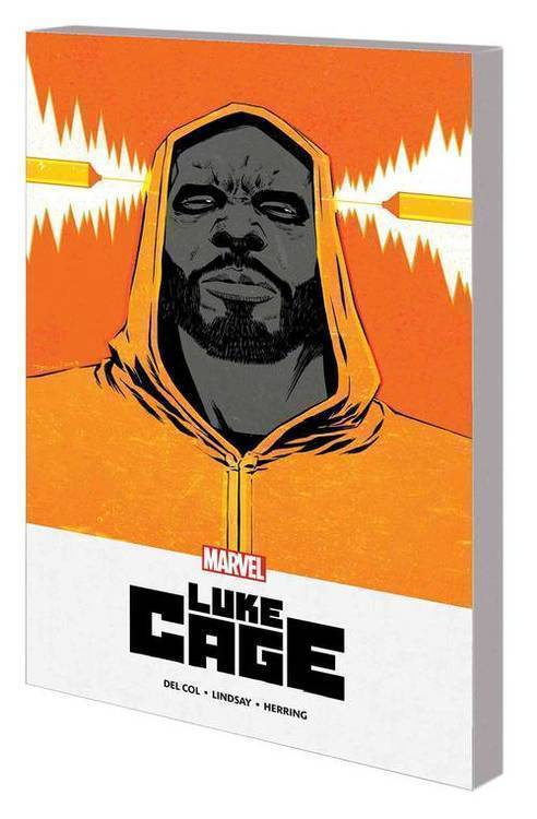 Marvel comics luke cage mpgn tpb every man 20180801