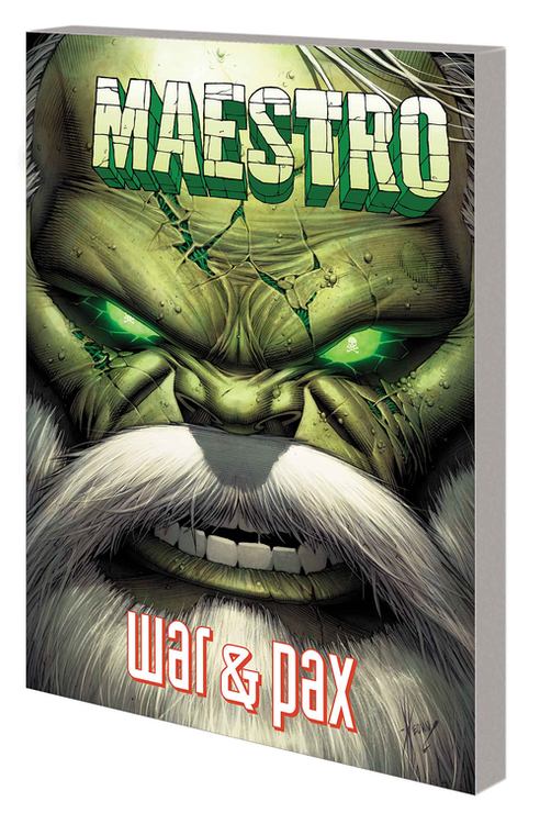 Maestro War And Pax TPB