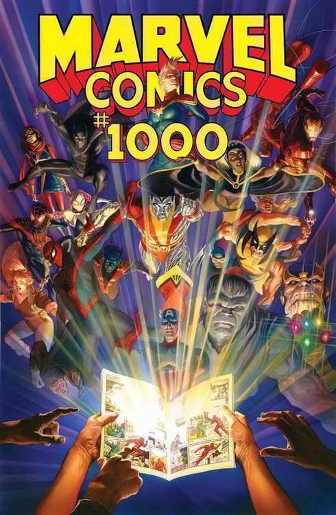 Marvel comics marvel comics 1000 20190529