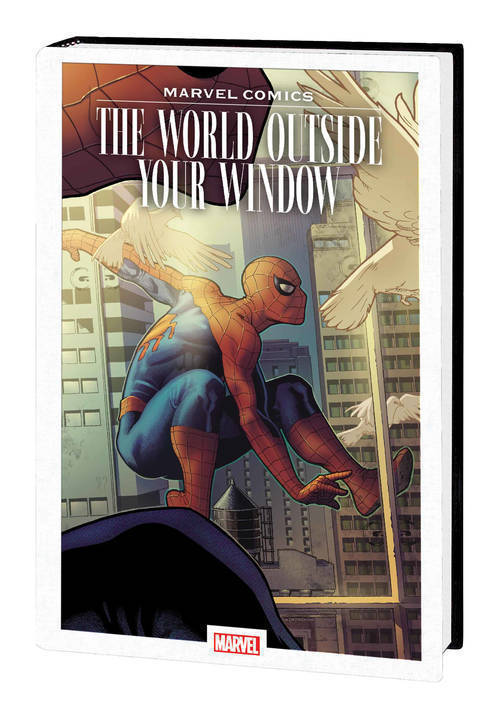 Marvel Comics Hardcover World Outside Your Window