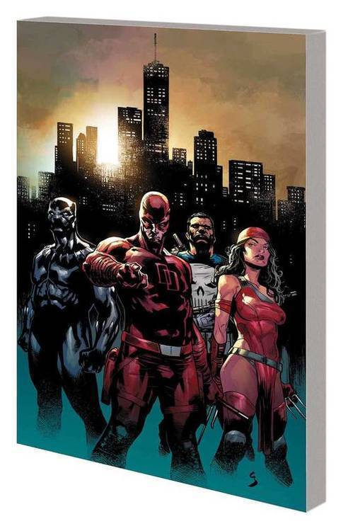 Marvel Knights 20th TPB