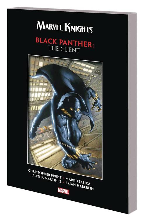 Marvel comics marvel knights black panther by priest texeira tpb client 20180530