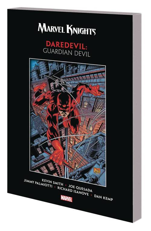 Marvel comics marvel knights daredevil by smith quesada tpb guardian devi 20180530