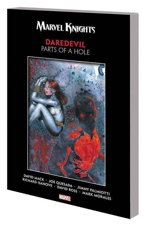Marvel comics marvel knights daredevil mack quesada tpb parts of a hole 20180830