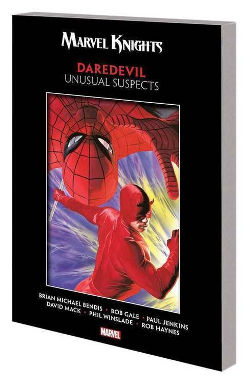 Marvel comics marvel knights daredevil tpb unusual suspects 20180928