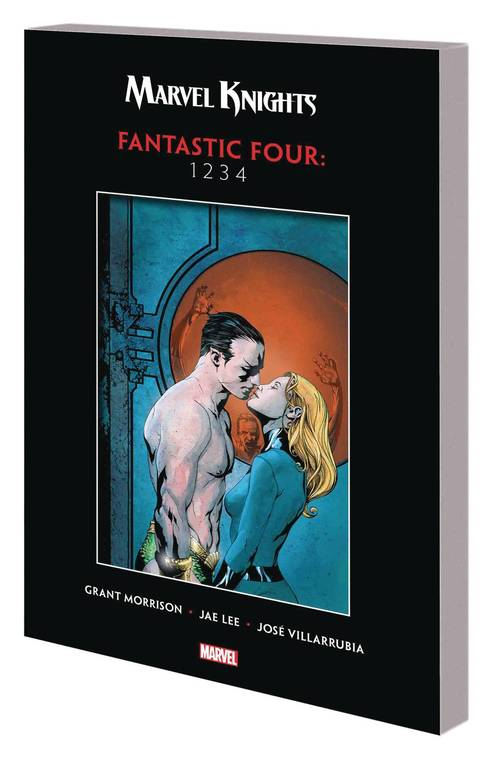 Marvel comics marvel knights fantastic four by morrison lee tpb 1234 20180530
