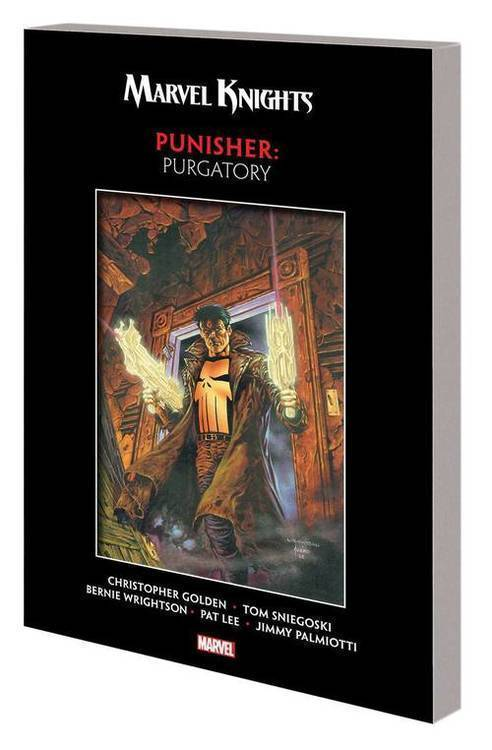 Marvel comics marvel knights punisher tpb purgatory 20181025