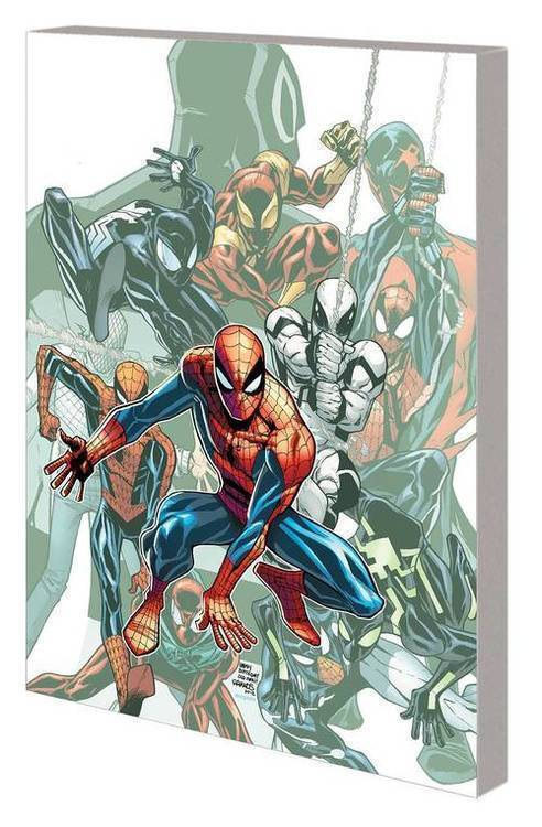 Marvel Monograph Art Of Humberto Ramos TPB Spider-Man
