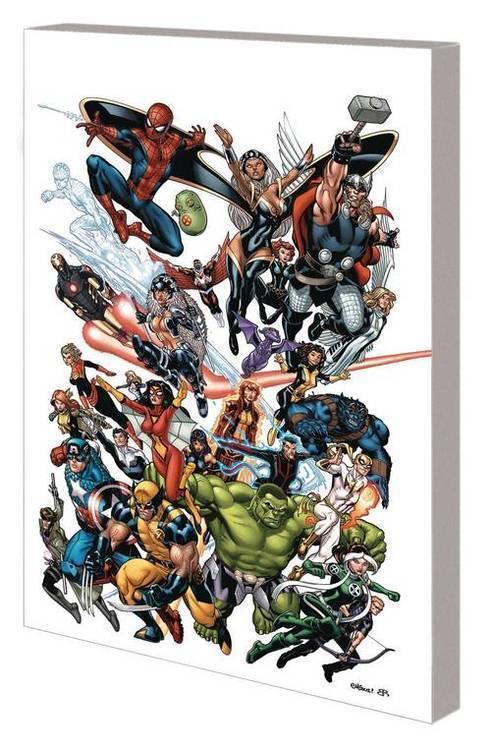 Marvel Monograph TPB Art Of Ed Mcguinness