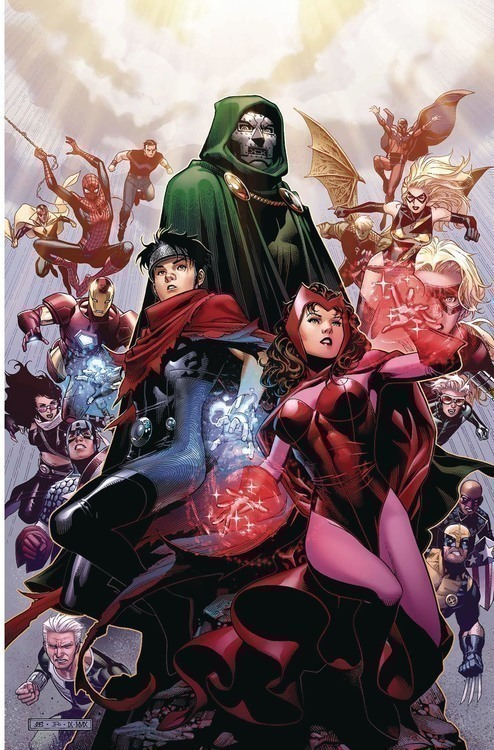 Marvel comics marvel monograph tpb art of jim cheung 20200328