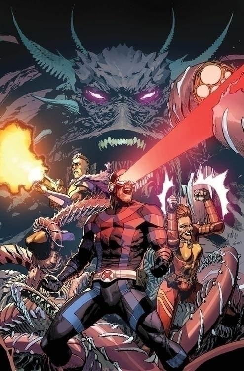 Marvel comics marvel monograph tpb art of leinil francis yu 20201028
