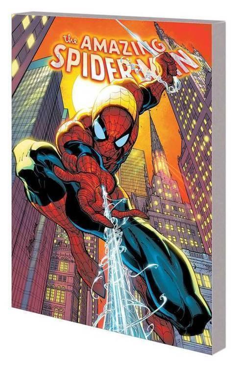 Marvel Monograph TPB Vol 01 J Scott Campbell Complete Covers