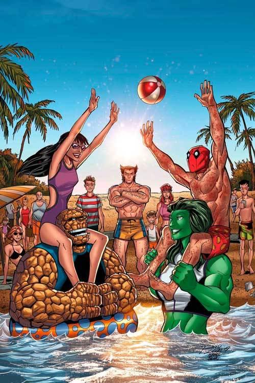 Marvel Summer Special
