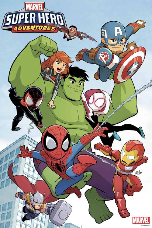 Marvel comics marvel super hero adventures 20180203
