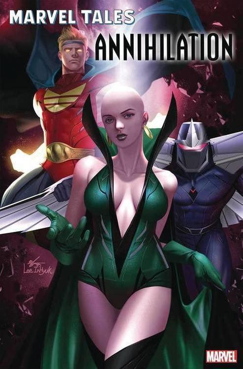 Marvel Tales Annihilation #1