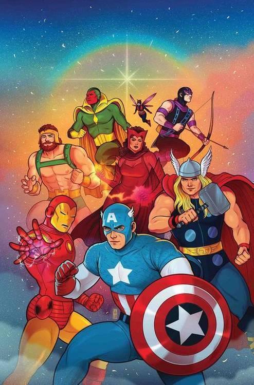 Marvel Tales Avengers