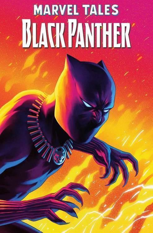 Marvel Tales Black Panther