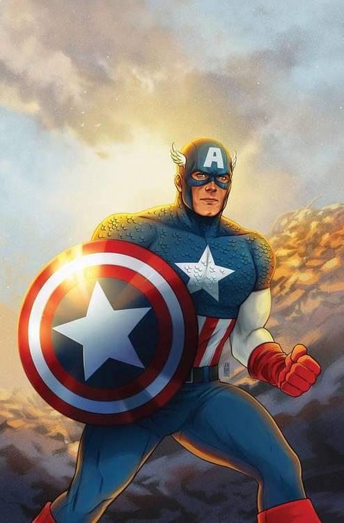 Marvel Tales Captain America