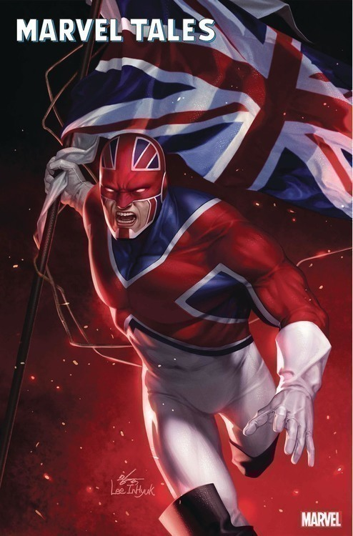 Marvel Tales Captain Britain