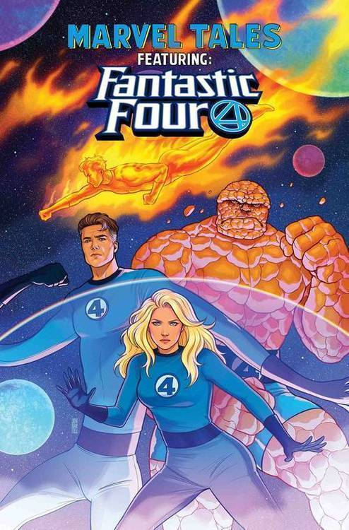 Marvel Tales Fantastic Four