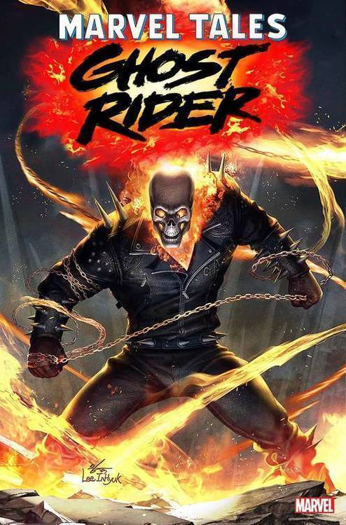 Marvel comics marvel tales ghost rider 20190730