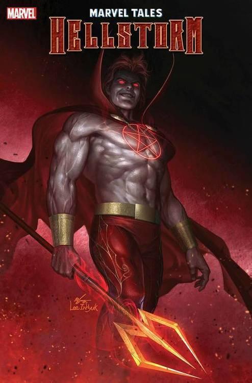 Marvel comics marvel tales hellstrom 20200225