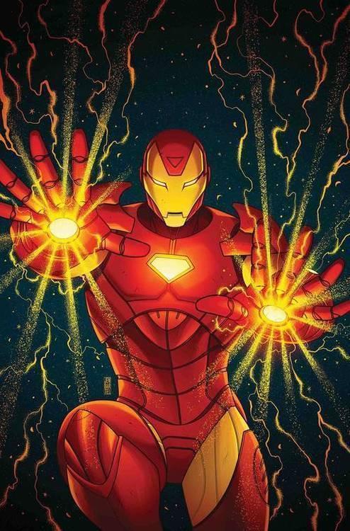 Marvel comics marvel tales iron man 20190225