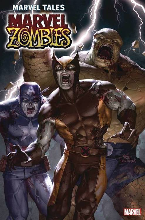 Marvel comics marvel tales original marvel zombies 1 20200128