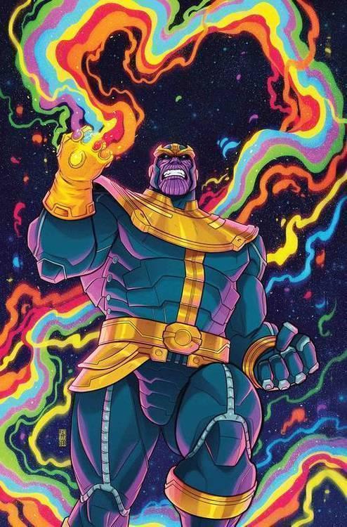 Marvel comics marvel tales thanos 20190129