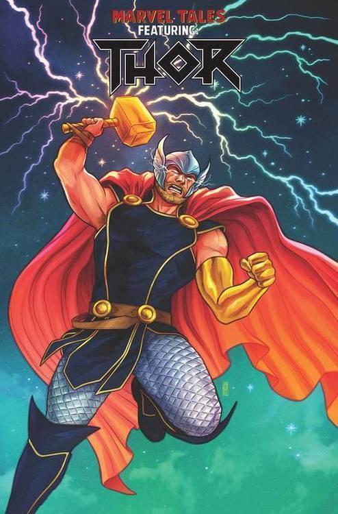 Marvel comics marvel tales thor 1 20181231