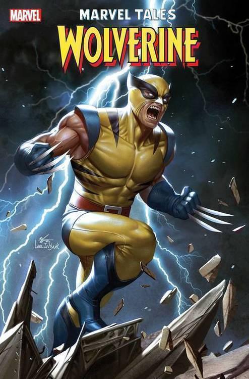 Marvel Tales Wolverine #1