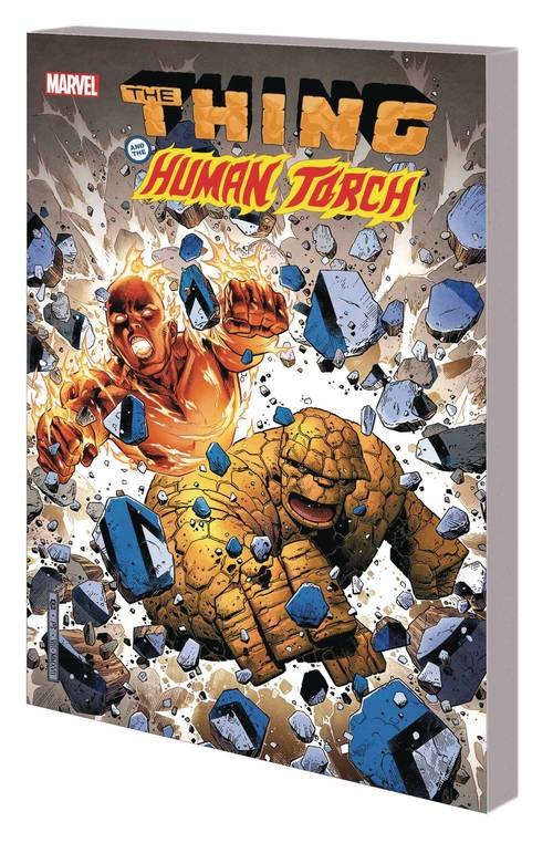 Marvel comics marvel two in one tpb vol 01 fate of the four 20180329