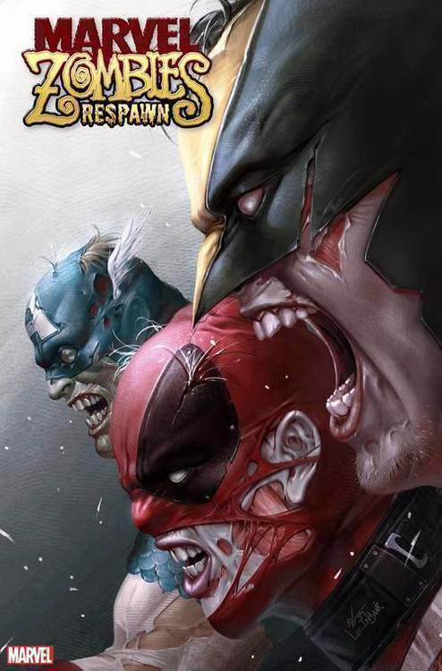 Marvel comics marvel zombies respawn 20190730